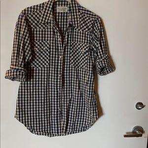 Nili Lotan cowboy shirt